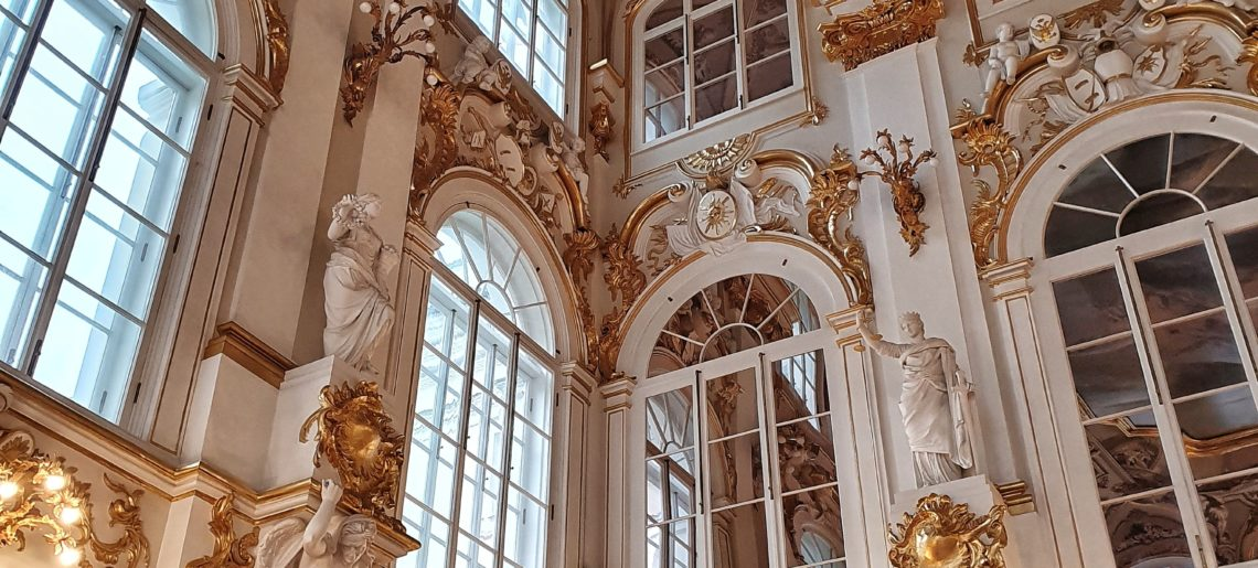 Décorer son appartement neuf sur le thème de l'architecture romaine
